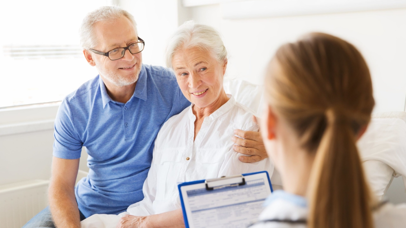 Hearing Professional Interviews New Patient