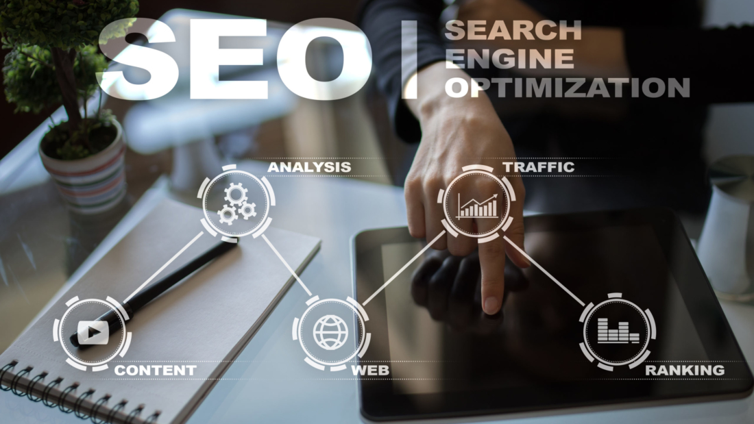 SEO. Search Engine optimization