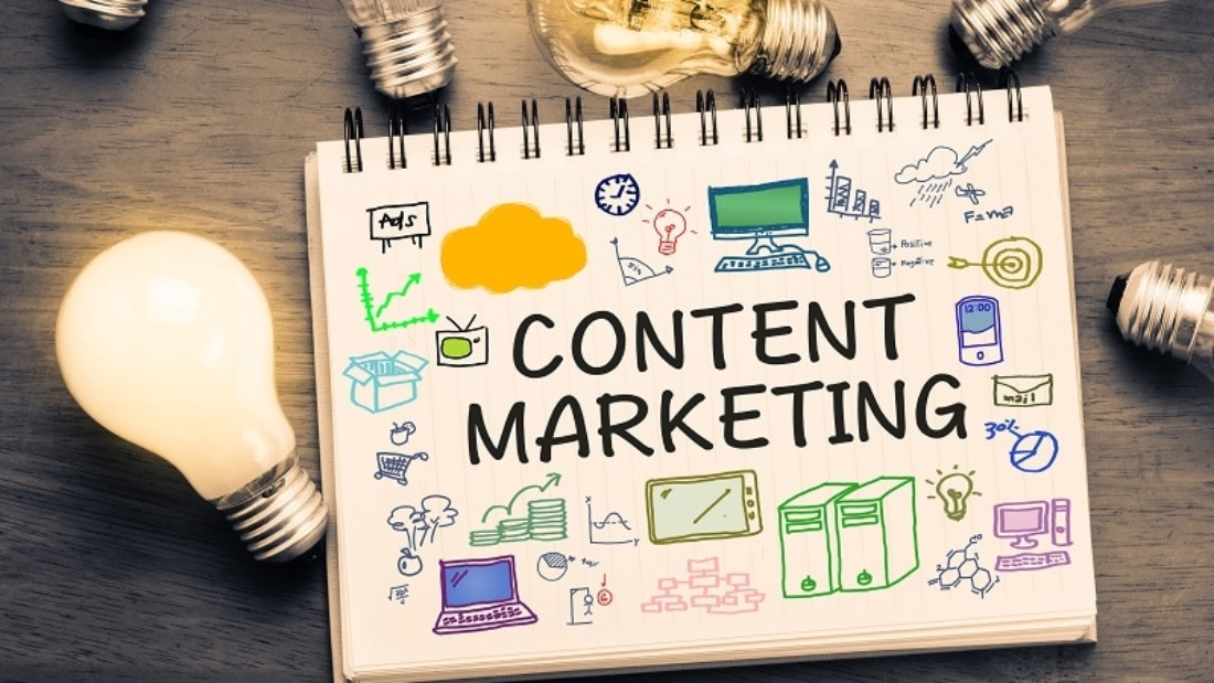 Content vs Content Marketing