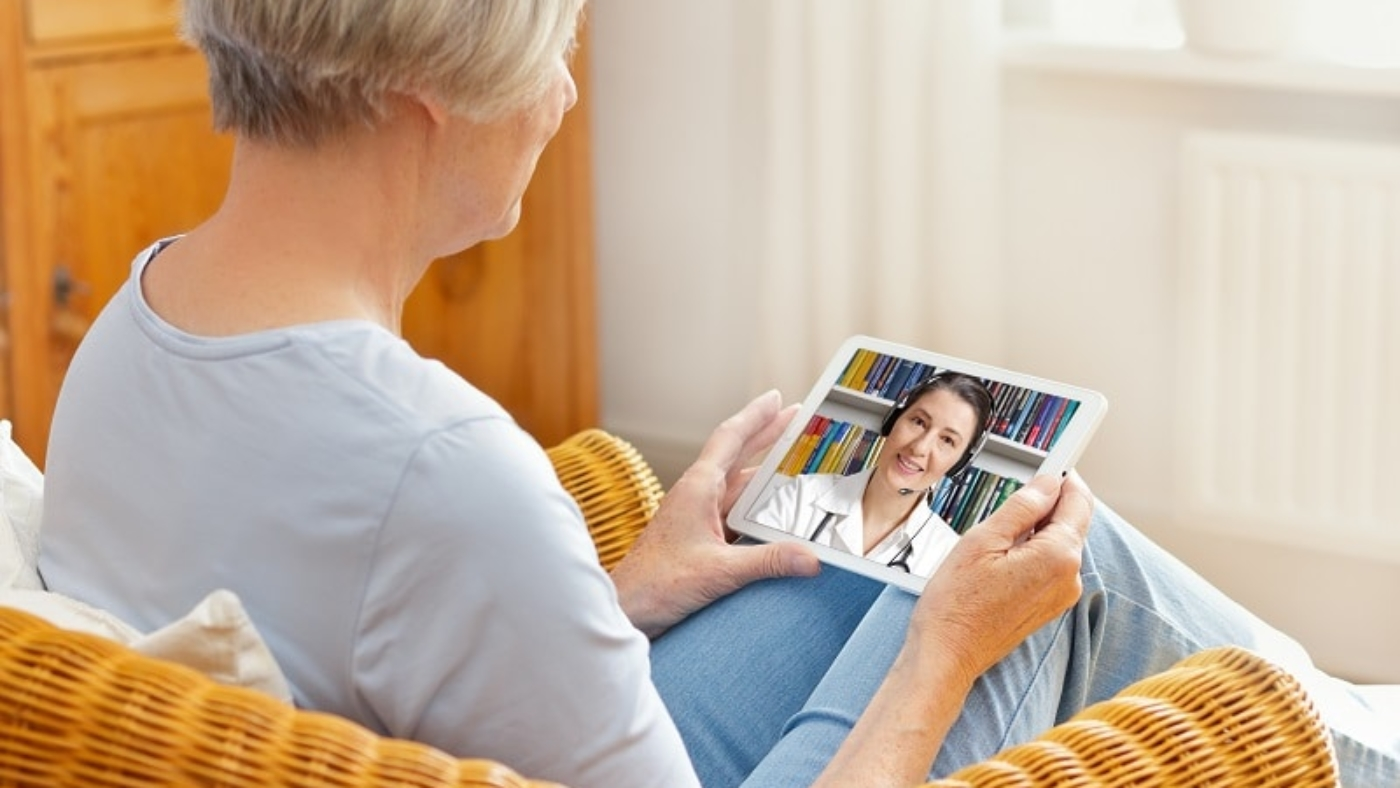 Using Telehealth to See Patients